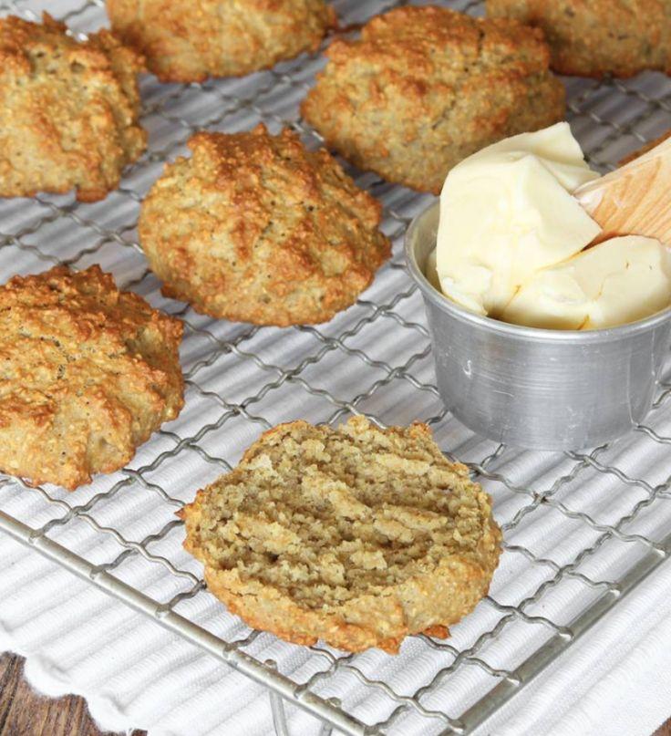Nyttiga, mjölfria havregrynsfrallor –klicka här för recept!