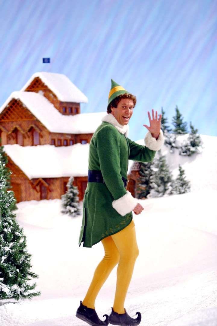 'Elf' Film - 2003 - c.New Line/Everett/REX