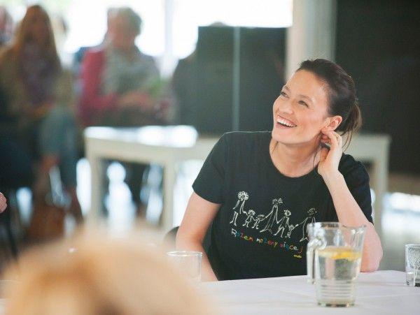 """Gościem ostatniego spotkania cyklu """"Serca Gwiazd"""" była Magdalena Różczka. To kolejna odsłona trzeciej edycji wydarzeń, organizowanych przez Przemka"""