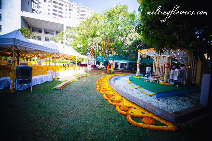 Wedding Decorations Top 5 Rawmantic Ideas For Outstanding Outdoor Themes