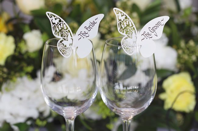 Want a butterfly wedding theme