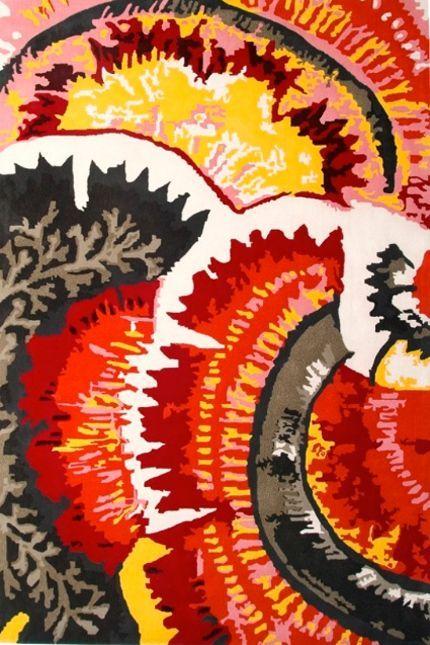 Cosmic Garden - Rug Collections - Designer Rugs - Premium Handmade rugs by Australias leading rug company