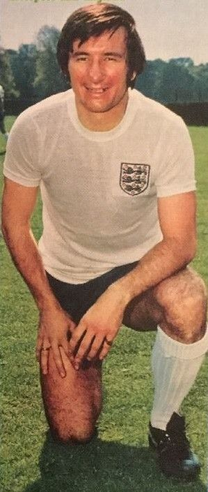 Tommy Smith England 1971