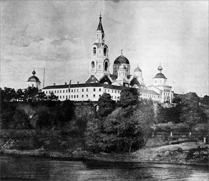 Valamo Monastery – former heart of the Finnish Orthodox Church
