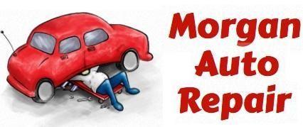 Morgan Auto Repair - FREE Check Engine Light  Service Coupon