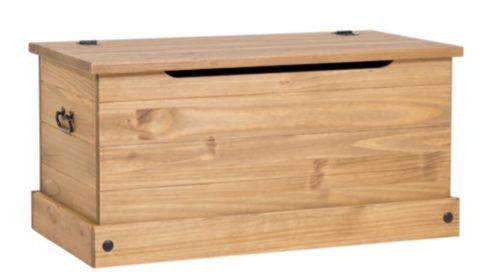 Core Products Corona Mexican Pine Blanket Box