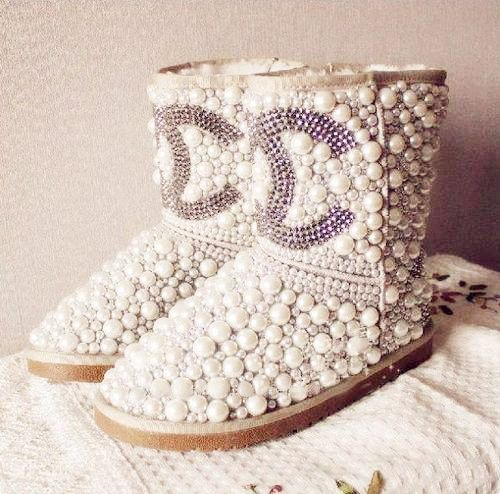 Chanel Uggs | 20 Pairs Of Uggs That Will Destroy Your Faith in Humanity