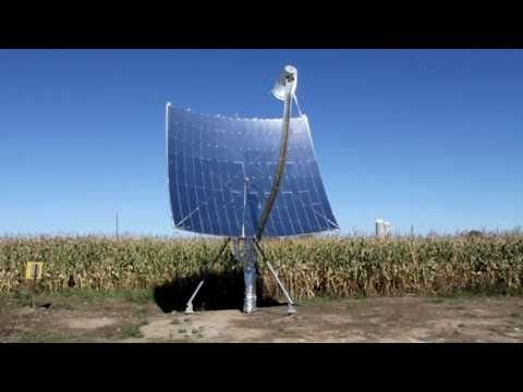 Concentrated Solar Power (CSP) - Murray Power and Generation - YouTube