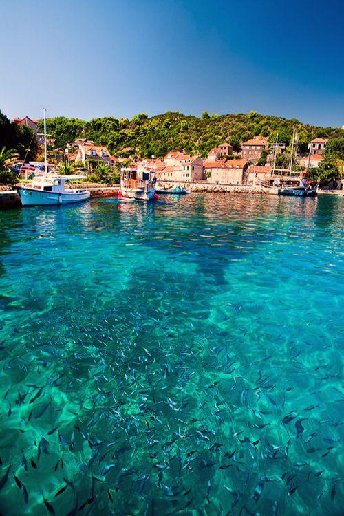 The Elaphiti Islands or the Elaphites (Croatian: Elafitski otoci or Elafiti) is a small archipelago consisting of several islands stretching northwest of Dubrovnik, in the Adriatic sea.