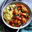 Balti chicken with spinach and tomatoes - Recipes - Slimming World