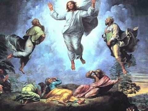 Image result for free pictures of the transfiguration of jesus