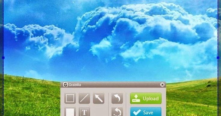 - To Grabilla είναι μία νέα απλή εφαρμογή σύλληψης οθόνης. Μπορείτε να πάρετε screenshot ή να γράψετε βίντεο από την επιφάνειας εργασίας με ήχο και αμέσως μετά να ανεβάσετε τις εικόνες σας στον hosting server του Grabilla και να μοιράσετε το link η να ενσωματώσετε τον κώδικα από την φωτογραφία ή το βίντεο στο blog ή την ιστοσελίδα σας. Φυσικά μπορείτε να σώστε τα αρχεία σας στην επιφάνεια εργασίας του υπολογιστή σας και να ρυθμίσετε το πρόγραμμα παράλληλα να ανεβάζει τα αρχεία σας στον…