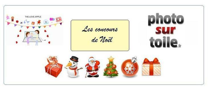 Les concours de Noël