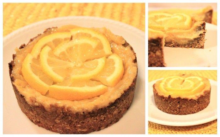 Cheesecake vegana super-semplice, senza surrogati del burro e senza tofu: provatela! :)