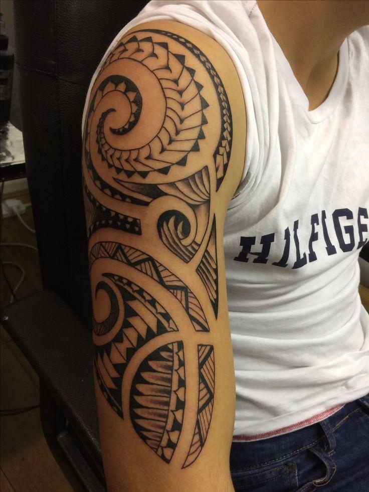 Maori Tattoo Uk: 20 Best Terry Tattoo's Images On Pinterest