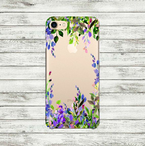 Flowers iPhone 6 Case iPhone 7 case iPhone 7 Plus Case