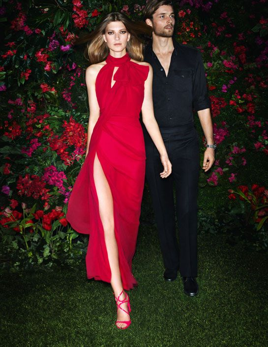Jimmy Choo celebrates summer with new collection