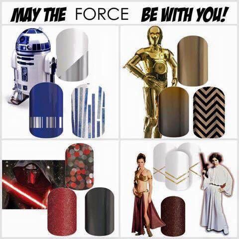 """Where's all my Star Wars fans at?? Get your JAM ON """"Star Wars"""" Style!!"""