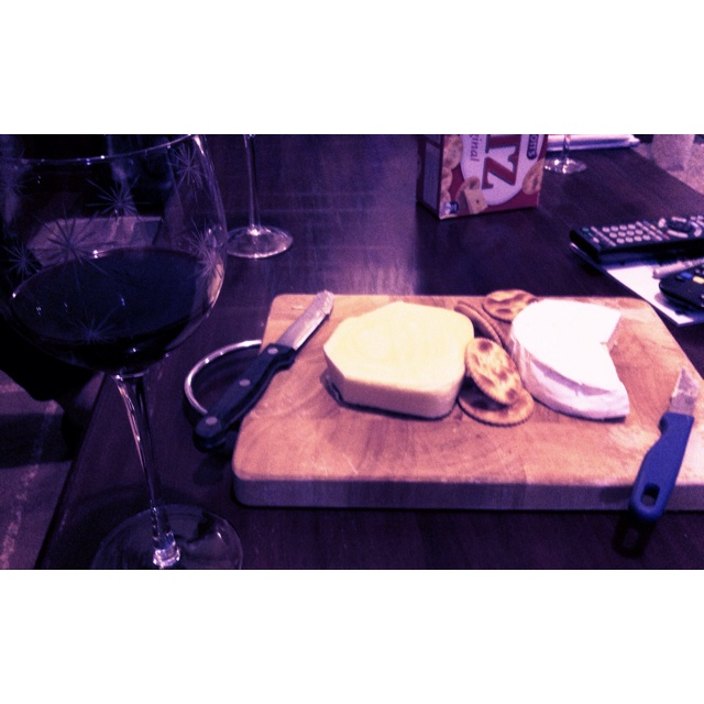 Peace...it's in Wine and Cheese!