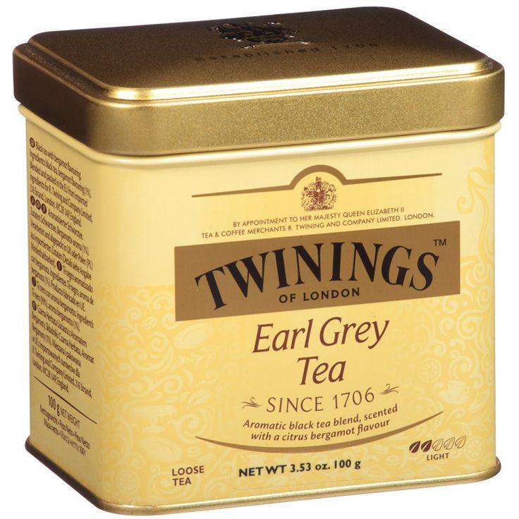 Twinings, Earl Grey Loose Tea, 3.53 oz (100 g)