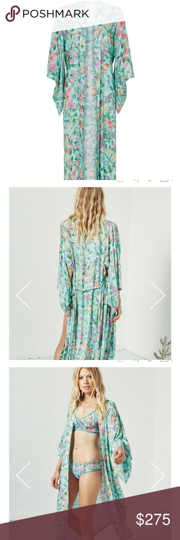 $184 plus shipping  still for sale SAYULITA KIMONO BNWT SAYULITA KIMONO BY SPELL. Can do a better price on 🅿️🅿️. Still for sale.. will sell what I paid for 184, plus the shipping on 🅿️🅿️ Spell & The Gypsy Collective Intimates & Sleepwear Robes