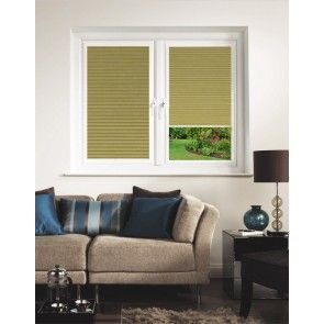 Hive Matrix Blackout Green Perfect Fit Pleated Blind