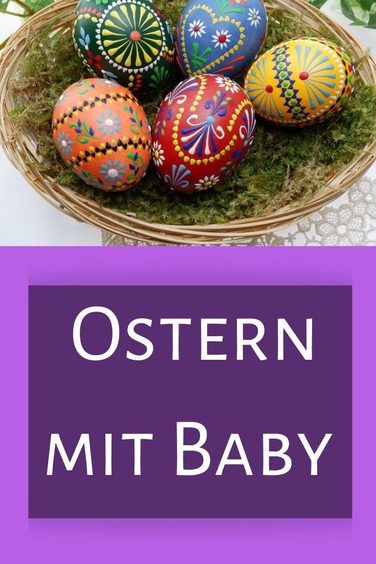 Ostern mit Baby. Worauf achten? in 2020 | Baby, Rund ums ...