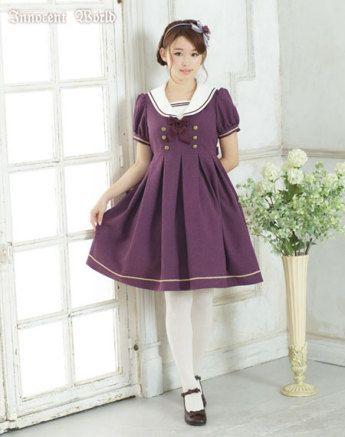 Purple×Beige