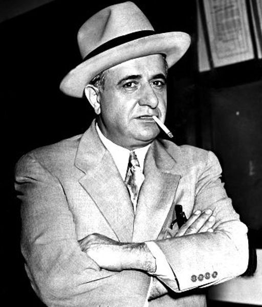 Albert Anastasia (born Umberto Anastasio, September 26, 1902 – October 25, 1957) was one of the most ruthless and feared Cosa Nostra mobsters in U. S. history. A founder of the American Mafia, Anastasia ran Murder, Inc. during the prewar era and was boss of the modern Gambino crime family during most of the 1950s.