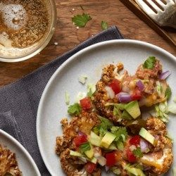 Cauliflower Nachos - EatingWell.com