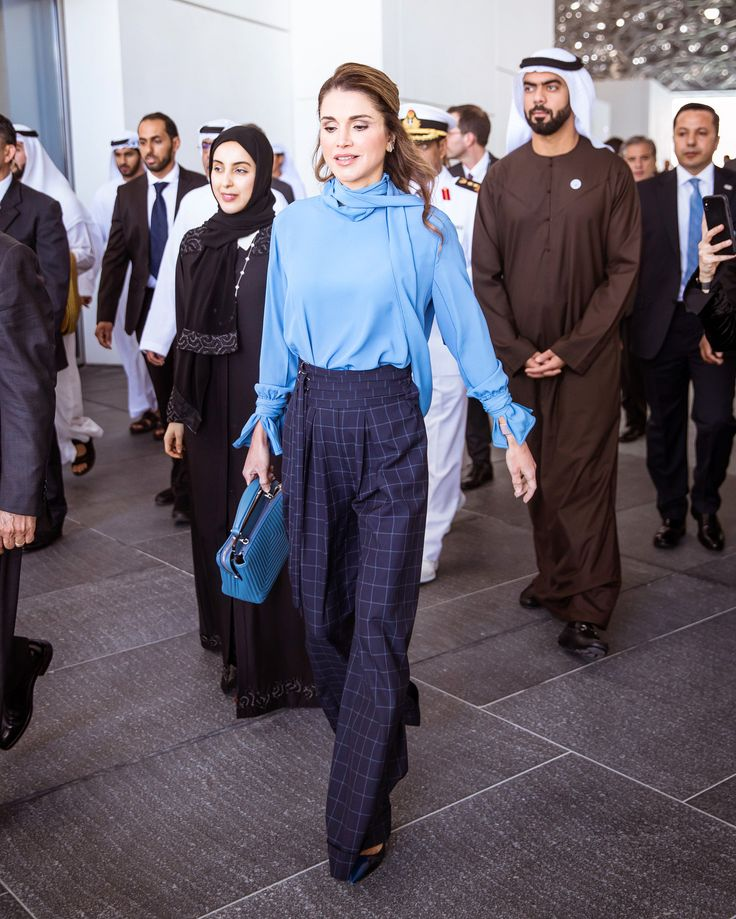 Ahlan wa Sahlan! Here is your daily dose of the Jordanian royal family and the beautiful country...