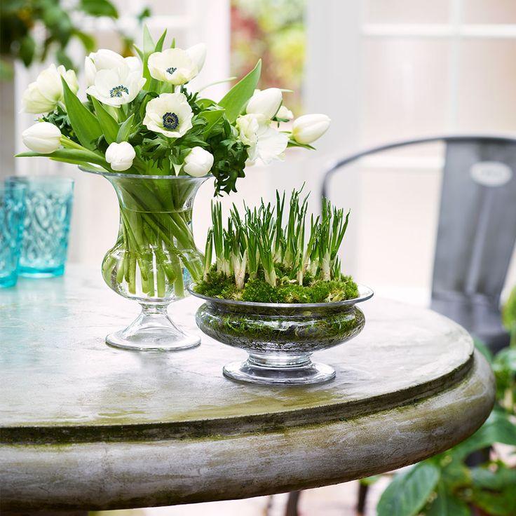 """Jeg ønsker meg alle størrelser av disse vasene. """"Old English vase"""" av Claus Dalby for Holmsgaard. www.royaldesign.no"""