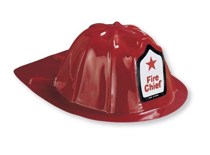 cappello pompiere