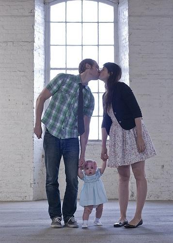 adorable family photo idea