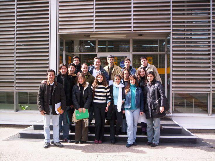 Graduados del curso de APM - Visitador Médico - Universidad Nacional de Córdoba -Facultad de Ciencias Económicas