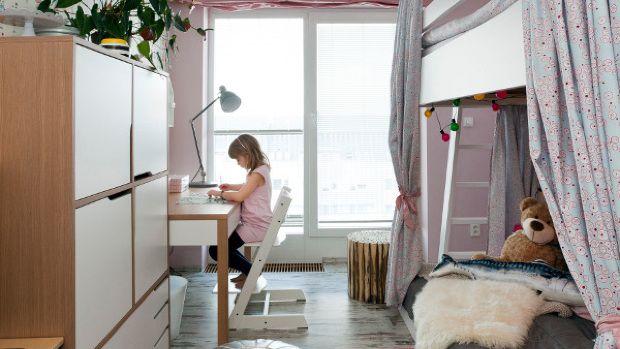 Proměna: Pokoj pro školačku