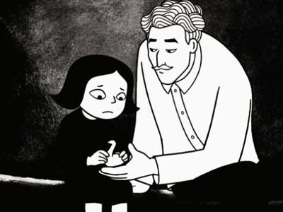 best persepolis marjane satrapi images graphic  persepolis my favorite book