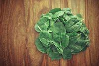 Le Mie Ricette Senza: Pollo alla piastra con spinaci