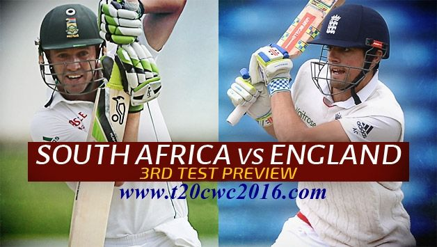 England vs South Africa 3rd Test Match Online Stream Details: The third test match between the kiwis and Proteas is scheduled to be held on Jan 14 at Johannesburg. If you are looking for England vs South Africa 3rd test match live TV information, you are at the correct place. South Africa vs England 3rd …