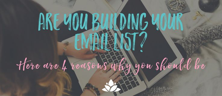 JilanneHolder_Are you building your email list-