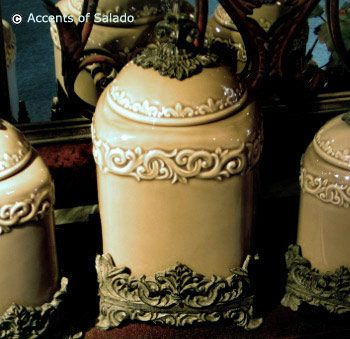 tuscan style kitchen canisters 40 best images about canister sets on pinterest red kitchen canisters old world and red canisters 6034