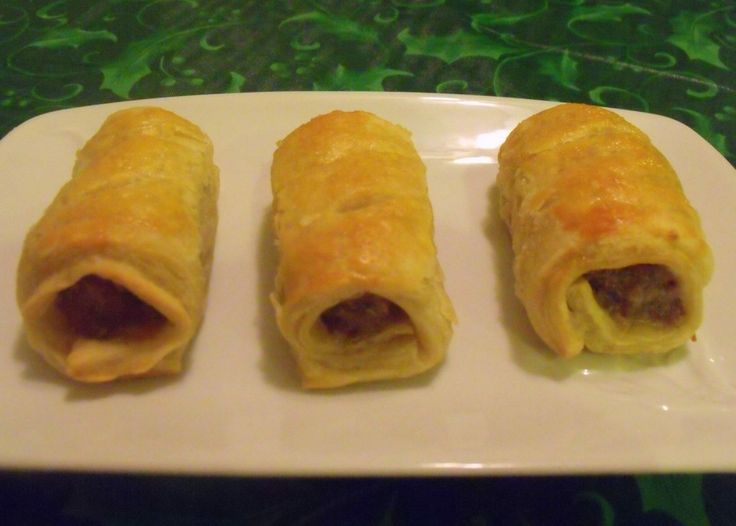 Irish Sausage Rolls: this recipe creates Irish sausage made with pork and herbs so you don't have to buy online or at an Irish shop