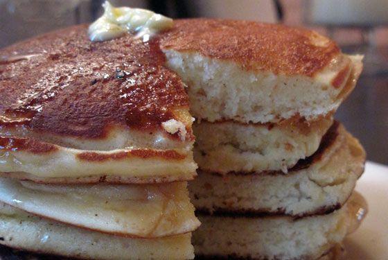 how to make really nice pancakes