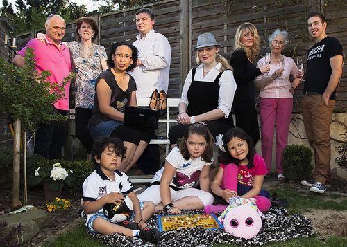 Martina's Family