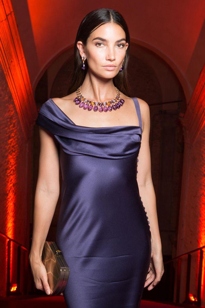 Bella Hadid, Lily Aldridge & More Celebrate Bulgari's New High Jewellery Collection In Venice