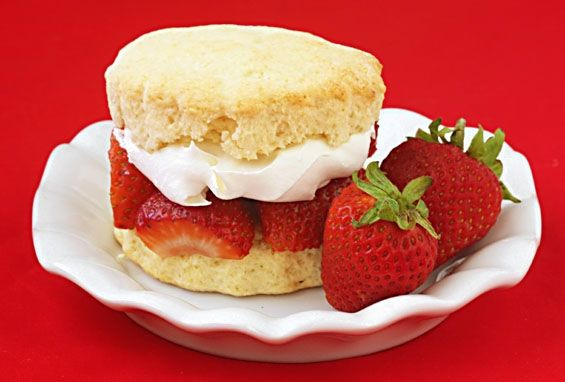 Strawberry Shortcake Biscuits Food Network