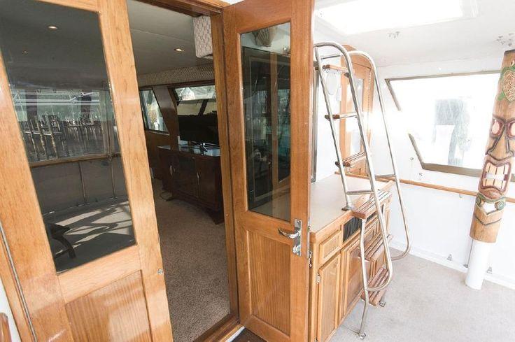 1982 Hatteras 61 Cockpit Motoryacht Power Boat For Sale - www.yachtworld.com
