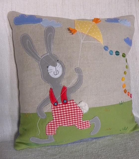 Bunny kite | Flickr: Intercambio de fotos
