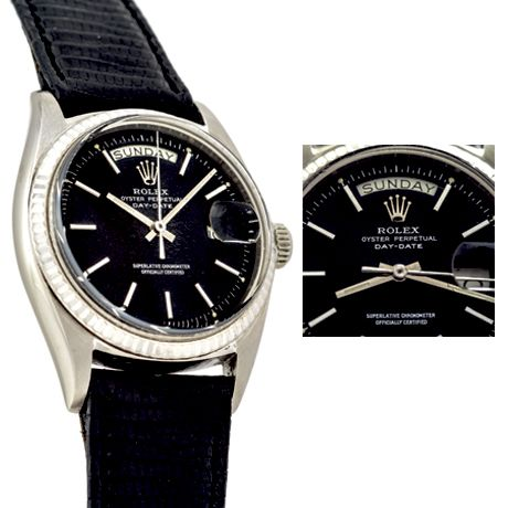 Rolex Day-Dates from circa 1960-1985.