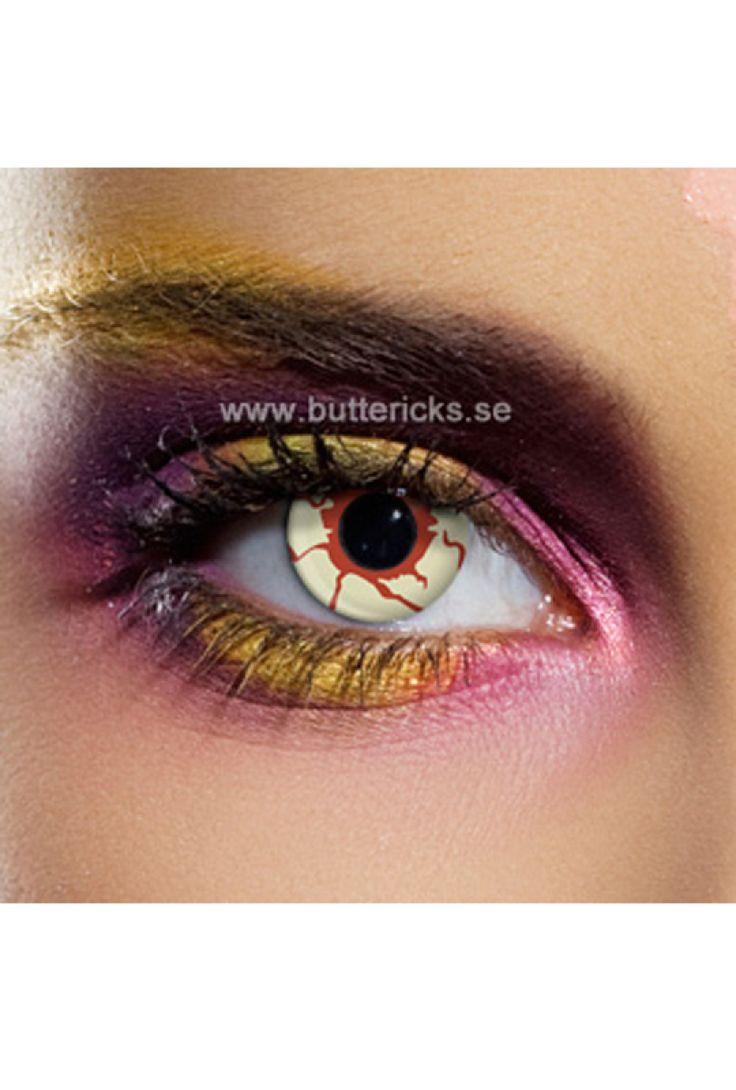Blodsprængte linser hos Butterick's